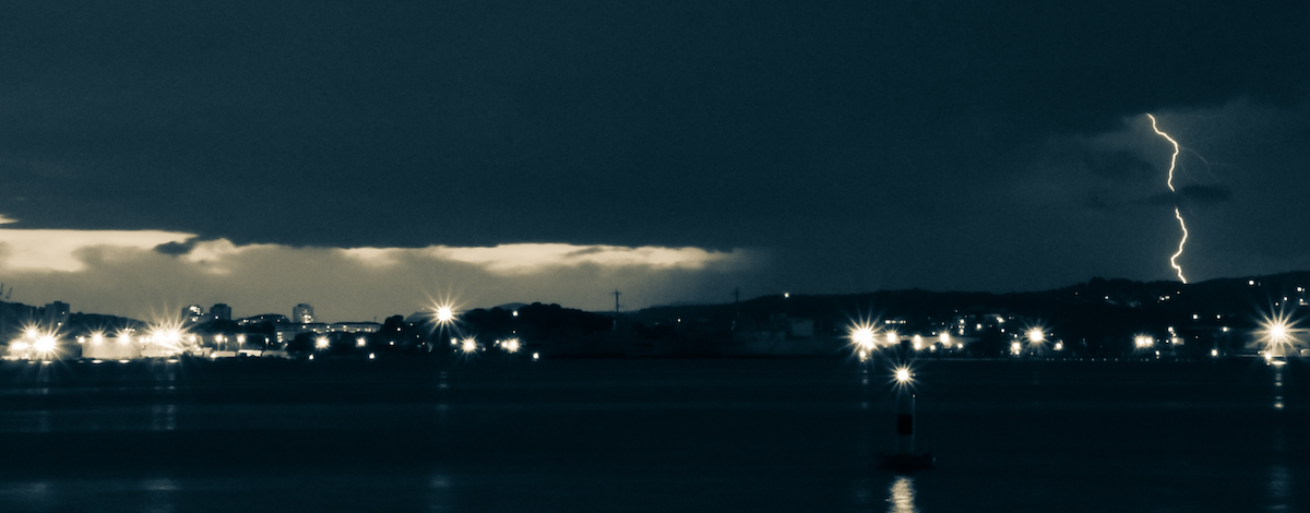 storm Photo by Guillaume on Unsplash